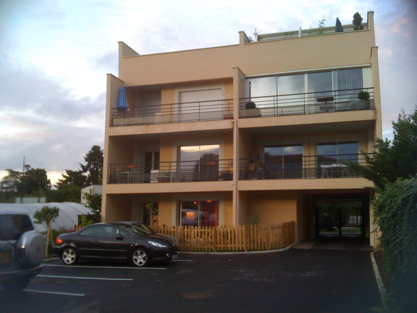 Appartement à Meyzieu - La villa Fusier - Meyzieu centre