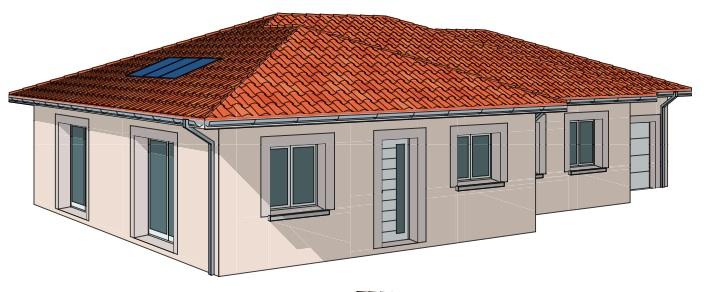 Lotissement maison neuve latest maison dans un for Lotissement maison neuve