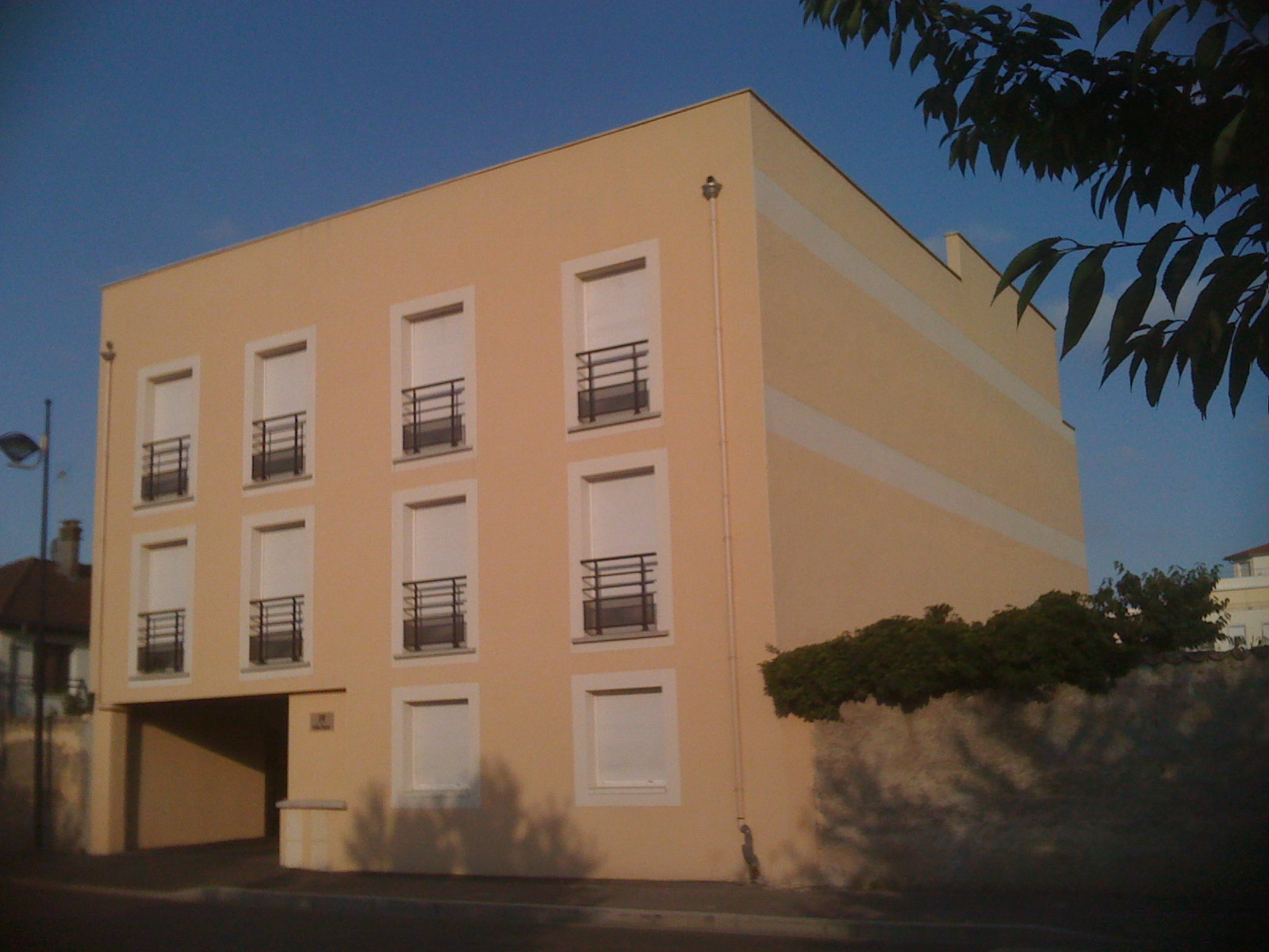 Appartement à Meyzieu - La villa Fusier - Meyzieu centre